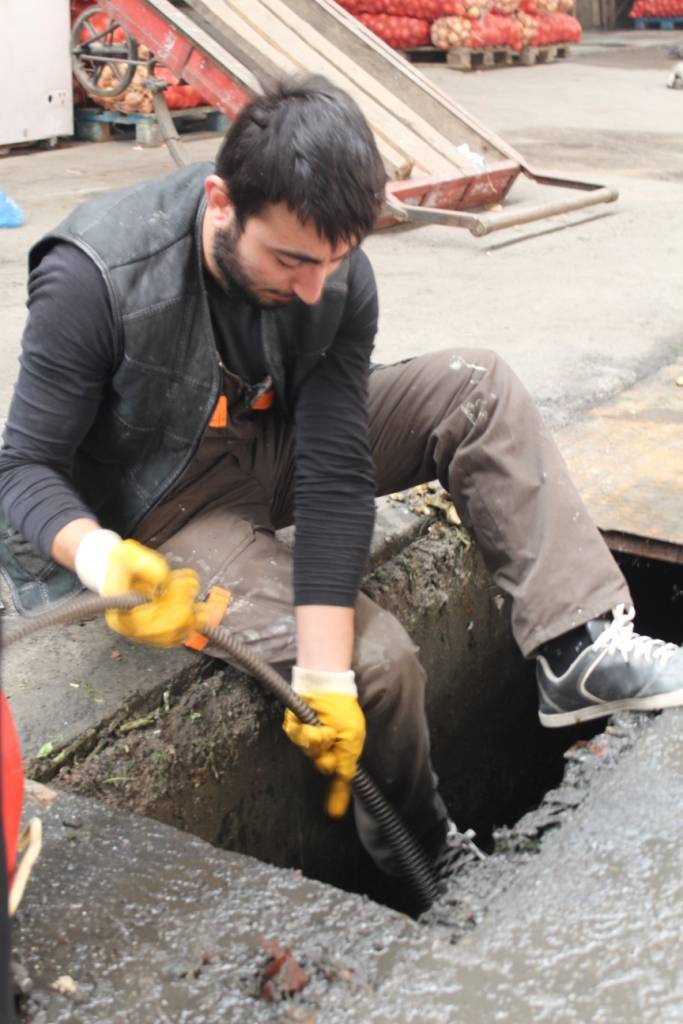 Kanalizasyon Tıkanıklığı Açma